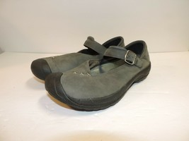 Women's KEEN XT 0705 Gray Leather SZ 10 - $32.71