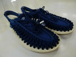 Keen Uneek Größe US 10 M (B) Eu 40.5 Damen Sport Sandalen Schuhe Blau 10... - $65.00