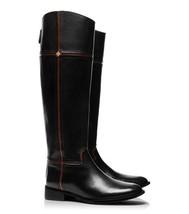 Tory Burch Black Juliet Riding Boots sz 5 new - $289.00