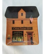 The Sweet Shop Plate Charles Wysocki Folktown Bradford Exchange - $3.42