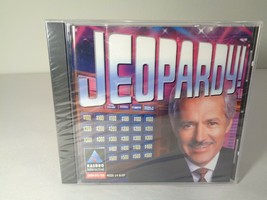 Jeopardy! New CD-ROM By Hasbro Interactive - $28.71
