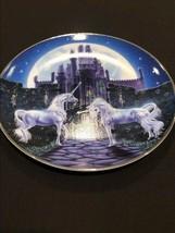 Royal Doulton Castle Of The Unicorns Plate - $9.89