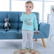 Baby Girls Clothing Set Autumn Spring Style Baby boys Abstract pattern T... - $12.40