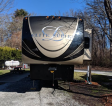 2017 DRV Elite Suites 40KSSB4 FOR SALE IN Flat Rock, NC 28731 image 1