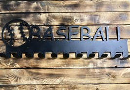 Baseball Steel Medal Display Hanger - $39.99+