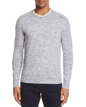 New $98 The Men's Store Bloomingdale's Blue White Crewneck Sweater XL & ... - $19.99