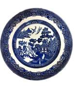 Johnson Brothers Blue Willow Dinner Plate  - $19.99