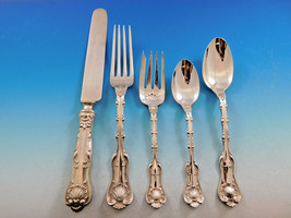Imperial Queen by Whiting Sterling Silver Flatware Set 12 Service 70 pcs... - $5,695.00