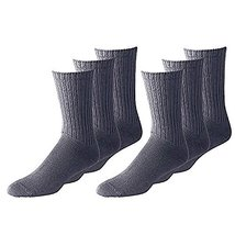 144 Pairs Qraftsy Men's or Women's Classic & Athletic Crew Socks - Bulk ... - $128.65