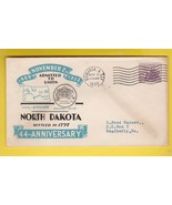 NORTH DAKOTA STATEHOOD 44th ANNIVERSARY BISMARCK, N. DAK. NOVEMBER 2 1933  - $1.98
