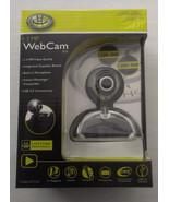 gear head 1.3 MP HD Video Web Cam  Widescreen Video snapshot microphone - $22.49