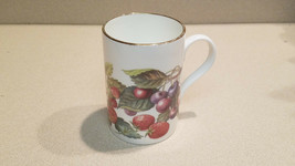 Crown Trent Staffordshire England Fine Bone China Fruit Fine China Coffe... - $9.85