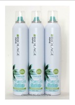 Matrix Biolage COMPLETE CONTROL Fast Drying Hairspray 10 oz, pack Of 3 - $34.99