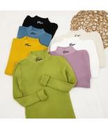 ON sale 2019 autumn winter Women ladies Queen embroidery letter knitwear... - $11.90