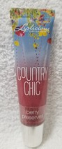 Bath & Body Works Liplicious COUNTRY CHIC Berry Preserves Lip Gloss .47 ... - $59.40