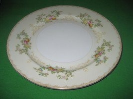 Vintage Meito China FLORA Hand Painted Dinner P... - $4.90