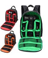 Multifunction Camera Backpacks Waterproof Bags DSLR Video Case Canon Nik... - $27.91