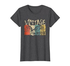 Funny Shirts - Vintage Retro Genuine Made In 1961 57th Birthday Gift 57 yrs Wowe image 1