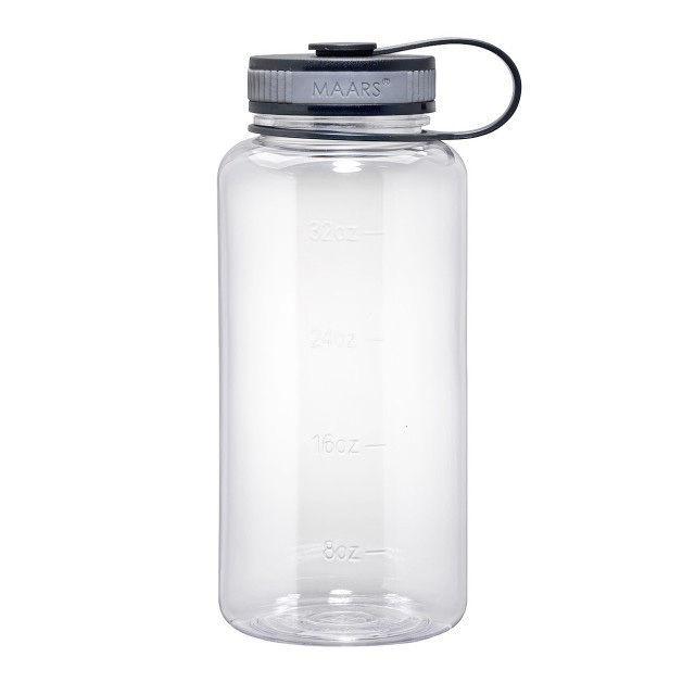 Tritan Wide Sports Water Bottle 34 Oz