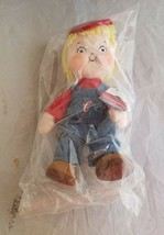 Campbell Soup Collectible Plush Kids Doll Young Boy Century Edition 100 ... - $13.85