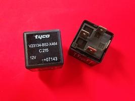 V23134-B52-X464 C215, 12VDC Relay, TYCO Brand New!! - $8.45