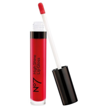 Boots No 7 High Shine Lipgloss Red  - $9.99