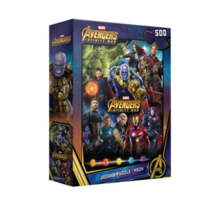 Marvel Avengers Infinity War Jigsaw Puzzle M524 500 Pieces - $28.82