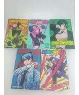 Chainsaw Man Tatsuki Fujimoto Manga Volume 1-5 English EXPEDITE SHIPPING  - $128.89