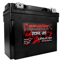 Lithium Ion Battery Fits Yamaha Grizzly 660 YFM660F 4WD 2002-2008 by Ban... - $178.23