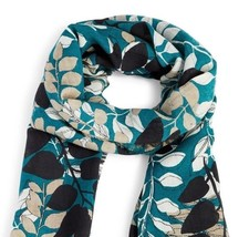 NWT Vera Bradley Soft Wool scarf In Imperial Branches - $25.99