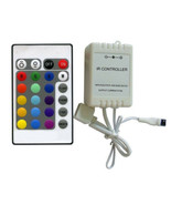 RGB LED Ambient Color Changing Illuminate Mood Lighting Light Remote Con... - $6.95