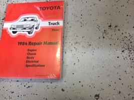 1984 Toyota Truck Diesel Service Shop Repair Workshop Manual Factor New Rare - $98.95