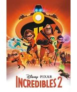 Incredibles 2 DVD 2018 Brand New Sealed - $6.50