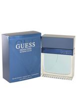 Guess Seductive Homme Blue by Guess Eau De Toilette Spray 3.4 oz (Men) - $18.13