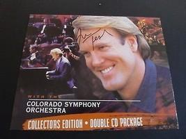 Jon Tesh Signed Autographed Promo 8x10  Photo PSA Guaranteed - $14.99