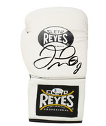 Floyd Mayweather Signed Right White Cleto Reyes Boxing Glove BAS ITP Hol... - $346.49