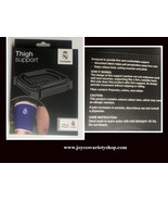 Thigh Athletic Support Pain Relief Non Slip Soccer Sports Realmadrid Brand - $7.99