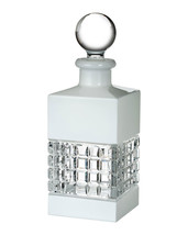 Waterford London Square White Decanter Lead Crystal 25oz #40018769 New - $302.94