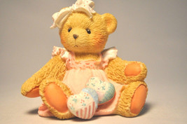 Cherished Teddies - Amy - 910732 - Hearts Quilted With Love - $12.66