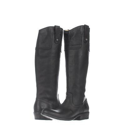 Primary image for FRYE Carson Riding Button Western Tall Boots F23, Black, 5.5 US Display