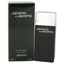 Jacomo De Jacomo By Jacomo Eau De Toilette Spray 3.4 Oz For Men - $57.50