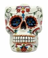 Ebros Day of The Dead Crucifix Sugar Skull Mug Drink Coffee Cup Ceramic ... - £19.62 GBP