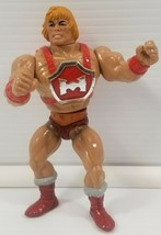 N) 1984 Mattel Thunder Punch He-Man MOTU Masters of the Universe Action Figure - $19.79