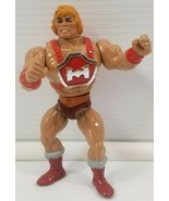 N) 1984 Mattel Thunder Punch He-Man MOTU Masters of the Universe Action ... - £14.69 GBP