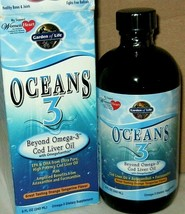 Immune Support Garden of Life Oceans 3 Bone & Joint Health, Eye Care, Heart - $19.79