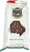 Wakefield Peanut Co Virginia Peanuts Bulk 45LB Bag Shelled Animal Peanut... - $89.99