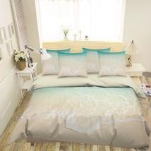 3D Beach Spray Sea 026 Bed Pillowcases Quilt Duvet Single Queen King US Summer - $102.84+