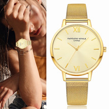 Lvpai® Women Watch Luxury Gold Bracelet Sport Dress Quartz Ladies Busine... - $5.51
