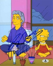 Richard Gere The Simpsons Signed 8x10 Photo Certified Authentic Beckett BAS COA - $227.69