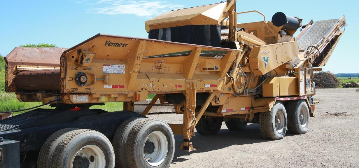 2013 VERMEER HG4000 For Sale in St. Martin, Minnesota 56376